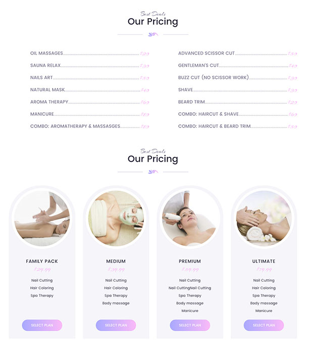 Paradise - Multipurpose Spa & Beauty WordPress Theme - 5