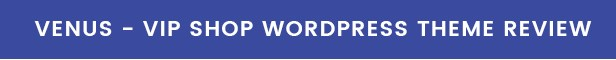 Venus - Responsive Multipurpose WordPress Theme - 4