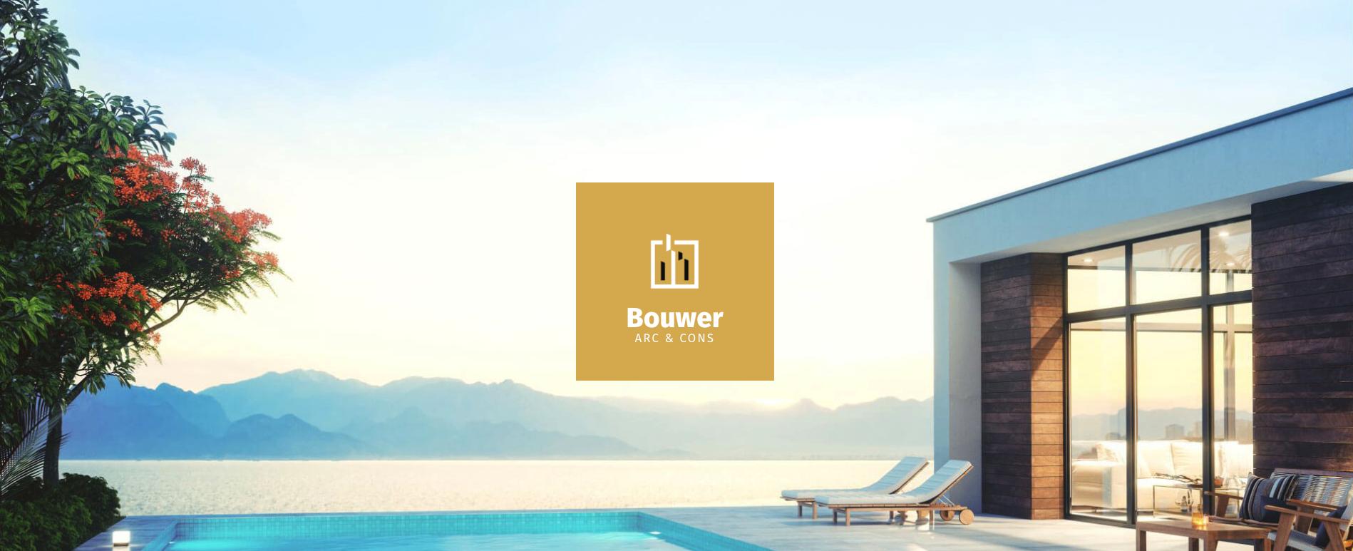 Bouwer - Architecture & Construction WordPress Theme