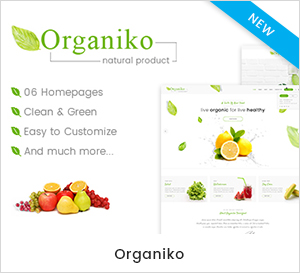 Organiko Medicare - Medical & Health WordPress Theme theme WordPress