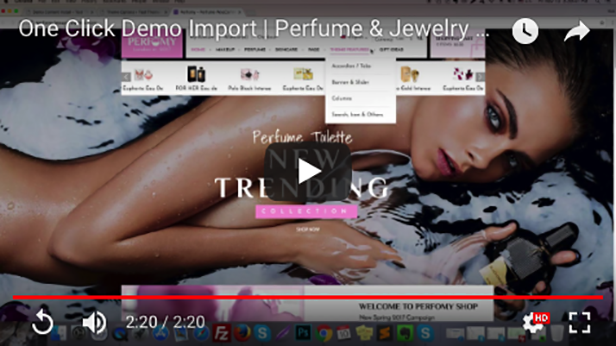 Perfomy - Perfume & Jewelry WooCommerce WordPress Theme - 3