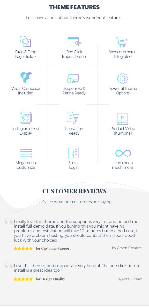 Orien - Creative Portfolio WordPress Theme - 12